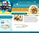 Thrifty Diner,Cheap Website Design, Website Designing, Designers, 5 Page Website, HTML Website, Website Template, Template Designing, One End Solution, Logo Design