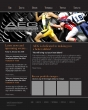 Athletic Enhancement Group,CMS Website, Database Website, Admin Driven Website, News System