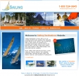 Sail Boat Destinations,Cheap Website Design, Website Designing, Designers, 5 Page Website, HTML Website, Website Template, Template Designing, One End Solution, Logo Design